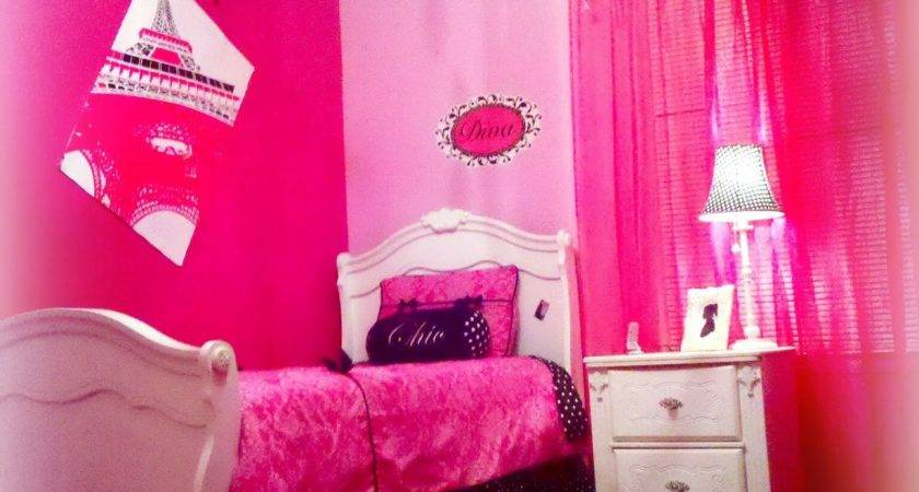 Acts Life Hot Pink Bedroom Daughters Project