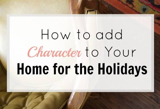 Add Character Your Home Holidays Gates