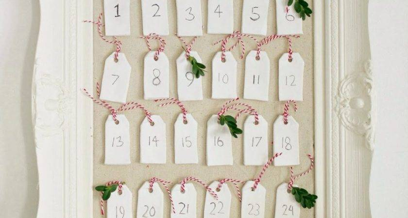 Advent Calendar Ideas Cute Easy Musely