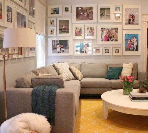 Affordable Ways Make Your Living Room Feel Cozy Plan