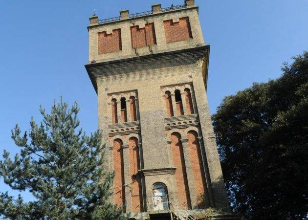 Aldeburgh Conversion Grade Listed Water Tower