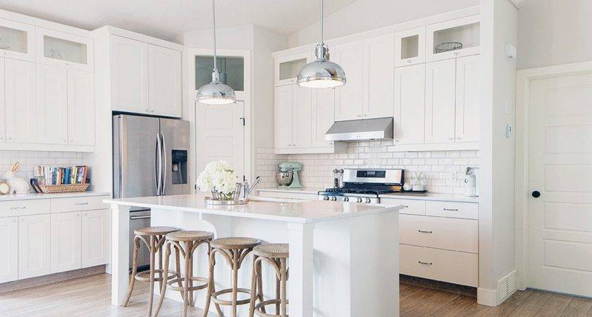 All White Kitchen Ideas Beautiful Wall Designs