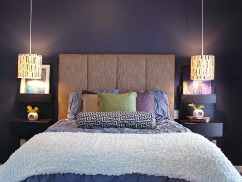 Amazing Bedrooms Hanging Bedside Lights Decoholic