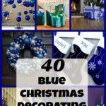 Amazing Blue Christmas Decorating Ideas All