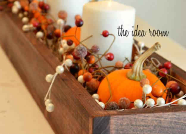 Amazing Diy Thanksgiving Table Decor Ideas Get