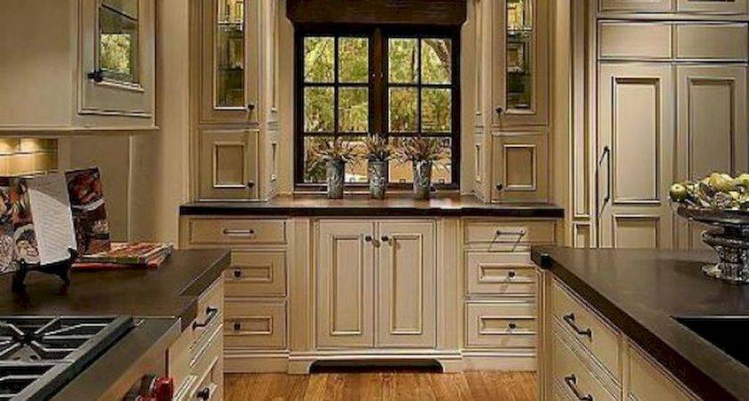 Amazing French Country Kitchen Modern Design Ideas