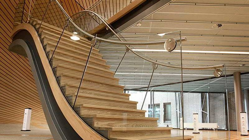 Amazing Staircase Look Wooden Inspirations