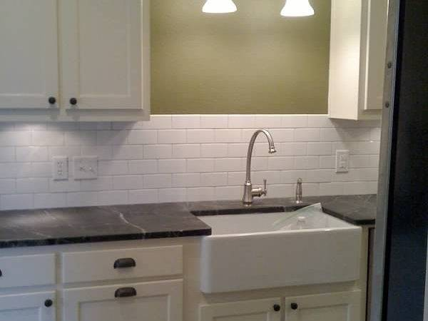 Anyone Have Pendant Light Above Their Kitchen Sink