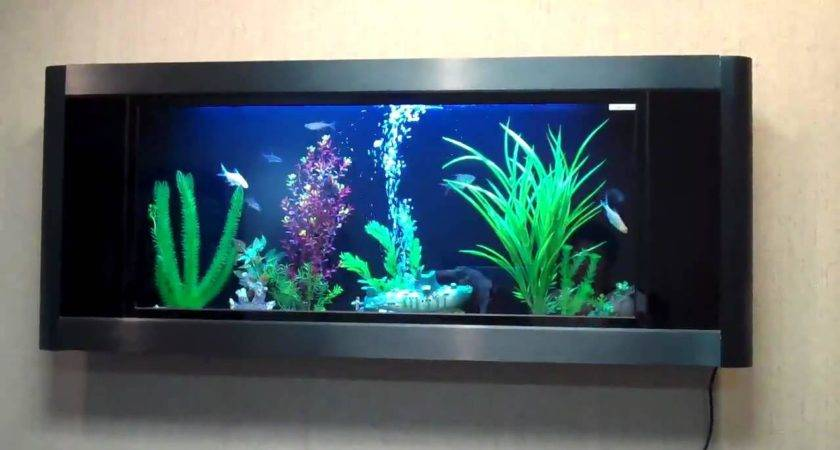 Aquavista Wall Mounted Aquarium Rama Design