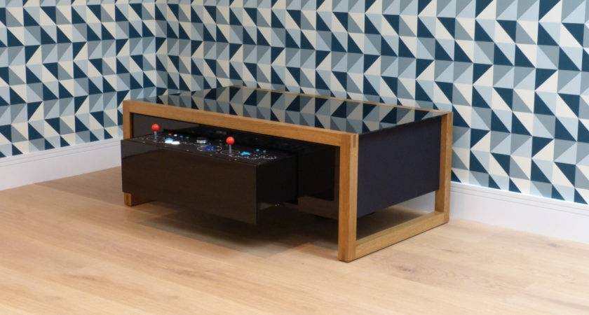 Arcade Coffee Tables Cool Furniture Games