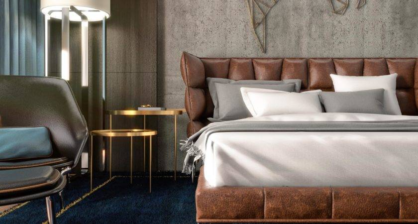 Architects Hotel Room Design Creating Remarkable