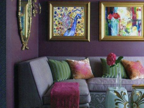 Art Blog Inspiration Place Passionate Purple