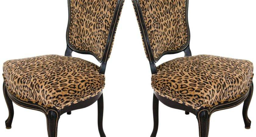 Articles Leopard Print Dining Room Chairs Tag