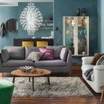 Artsy Urban Living Room Interior Design Ideas