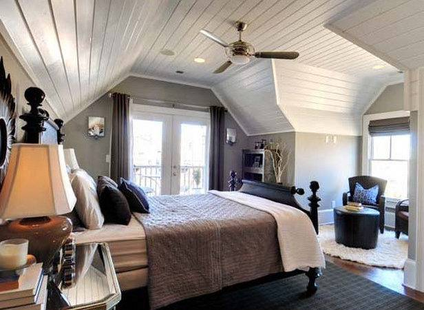 Attic Bedroom Decorate Bedrooms Decorated Life