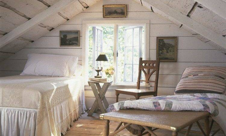 Attic Bedroom Design Ideas Decoration