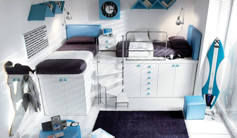 Awesome Bedrooms Teenagers Large Beautiful