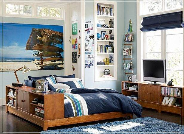 Awesome Bedrooms Young Boys Bedroom Design Ideas