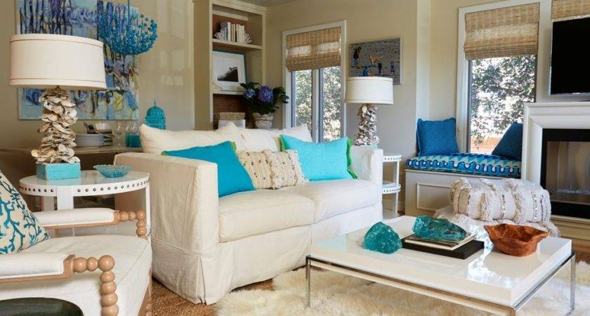 Awesome Brown Turquoise Living Room Ideas Photos