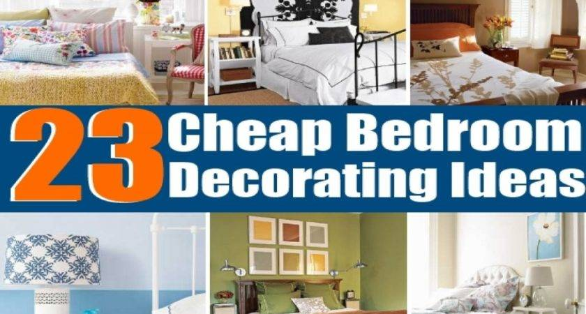 Awesome Cheap Decorating Ideas Bedroom