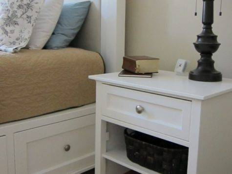 Awesome Diy Nightstand Ideas Style Motivation