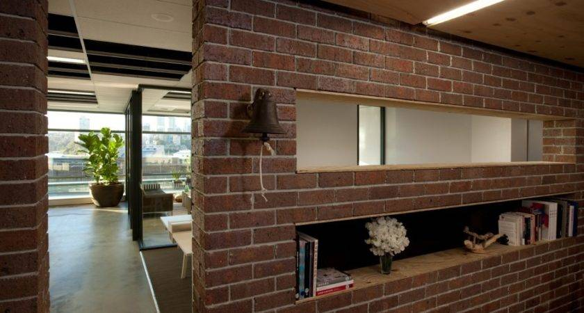 Awesome Interior Brick Wall Designs Rbservis