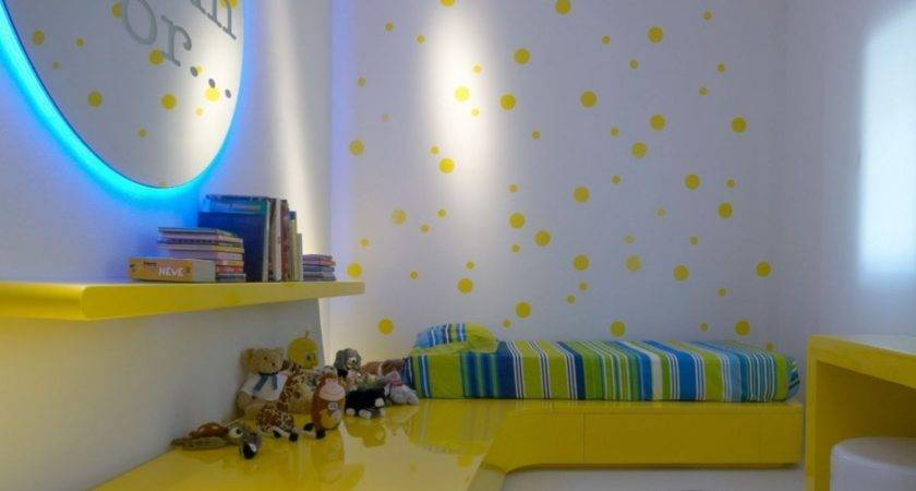 Awesome Kids Bedroom Design Micheli Residence Interior
