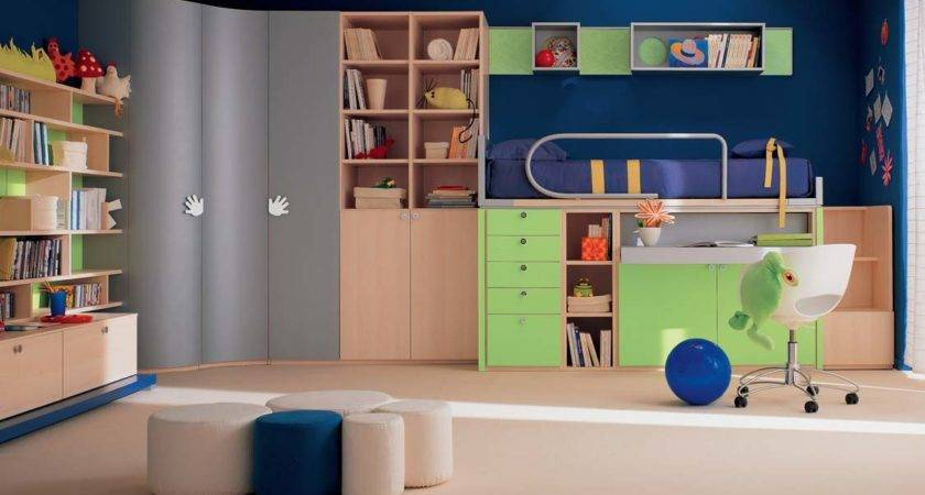 Awesome Kids Bedroom Stylehomes Home Interior Design