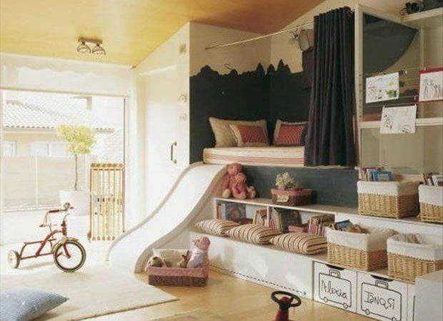 Awesome Kids Bedrooms Layers Dump Day