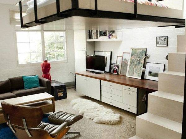 Awesome Loft Beds Small Rooms House Design Decor