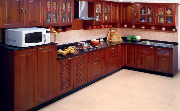 Awesome Natural Wooden Kitchen Designs