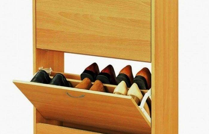 Awesome Shoe Organizers Yourself Ideas Projects