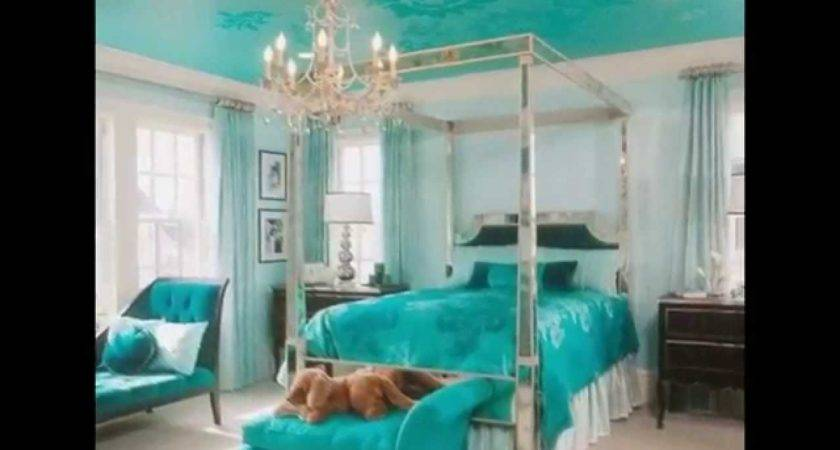 Awesome Teal Bedrooms Tjihome