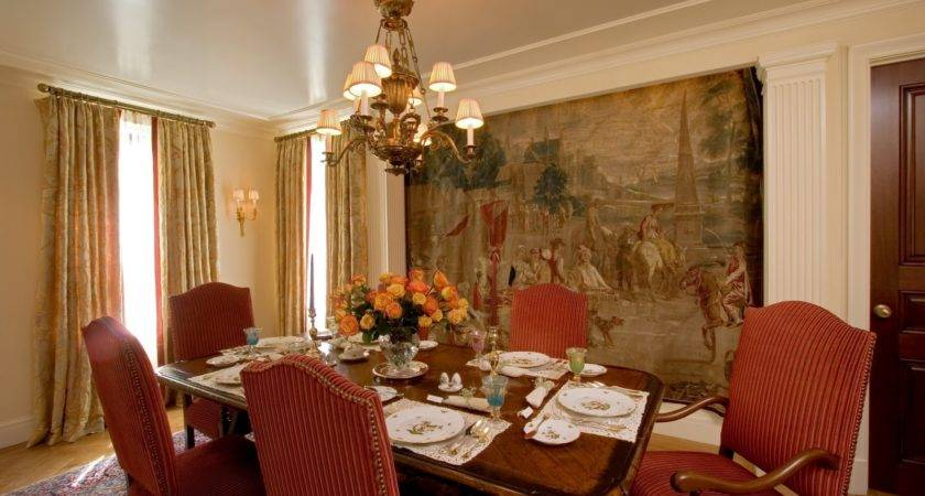 Awesome Traditional Dining Room Design Ideas Homes