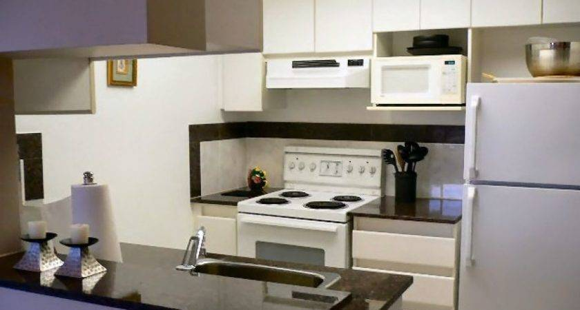 Bachelor Apartment Kitchen Design
