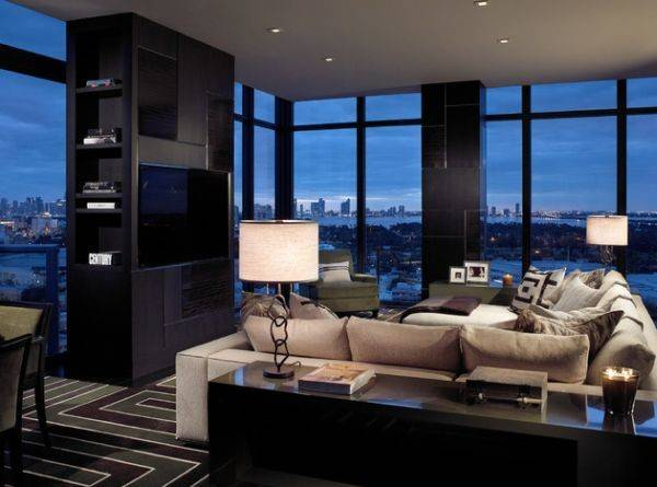 27 Perfect Images Best Bachelor Pads Interior Design Little Big
