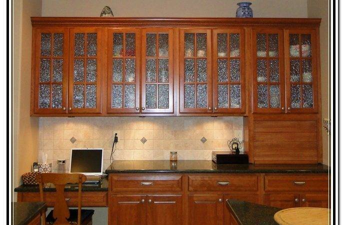 Back Painted Glass Kitchen Cabinet Doors Home Design