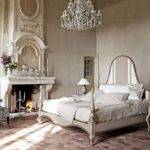 Baroque Medieval Bedroom Design Ideas