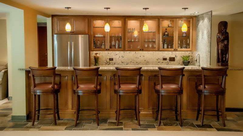 Basement Bar Designs Interior Decoration