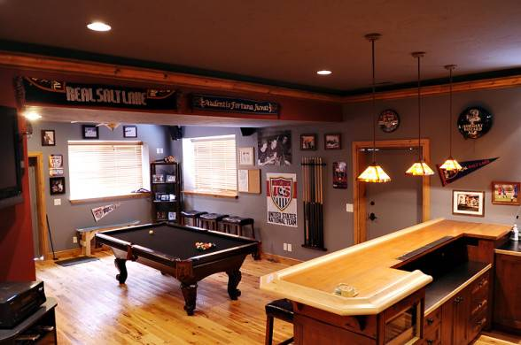 Basement Room Ideas Popular Uses Finished Space