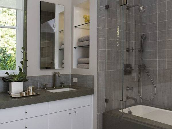 Bathroom Decor Small Bathrooms Modern Home Exteriors