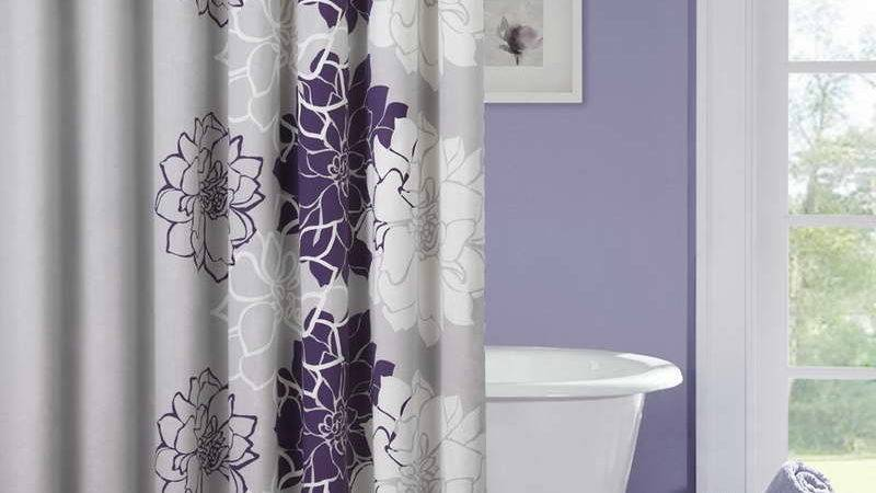 Bathroom Most Beautiful Shower Curtains Linens