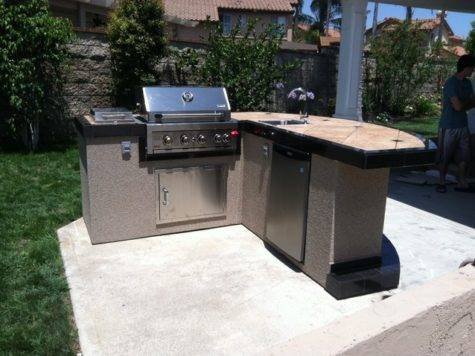 Bbq Islands Rancho Cucamonga Modern Outdoor Grills