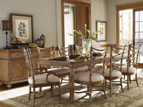 Beach House Boca Grande Dining Set Room Sets