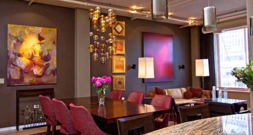 Beautiful Best Color Dining Room Light