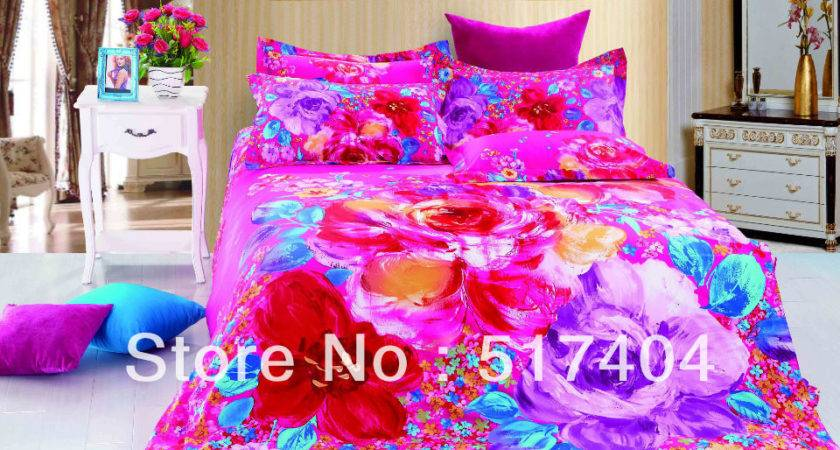 Beautiful Bright Colored Sheets