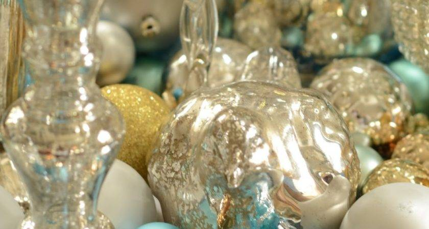 Beautiful Gold Christmas Decoration Ideas