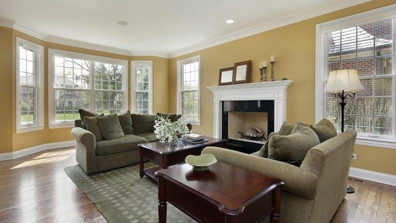 Beautiful Living Rooms Earth Tones