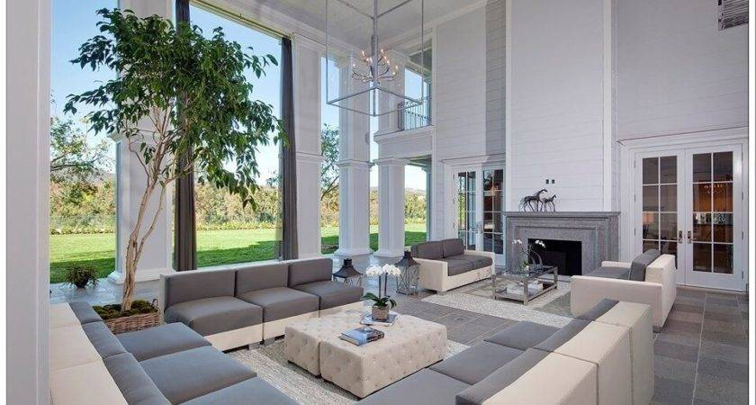 Beautiful Living Rooms Ottoman Coffee Tables