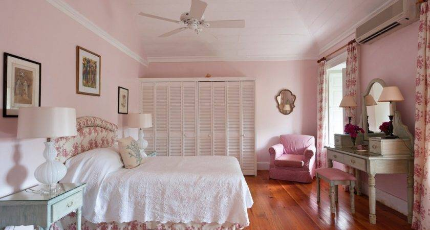 Beautiful Master Bedrooms Pink Walls